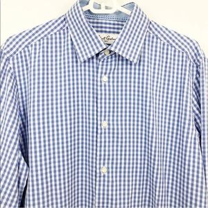 Robert Graham Shirt Checkered Long Sleeves Buttons